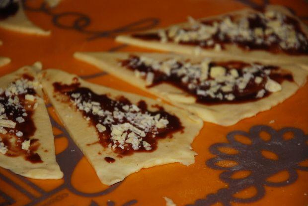 Śmietankowo czekoladowe paluchy
