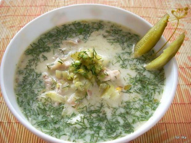 Smocza zupa