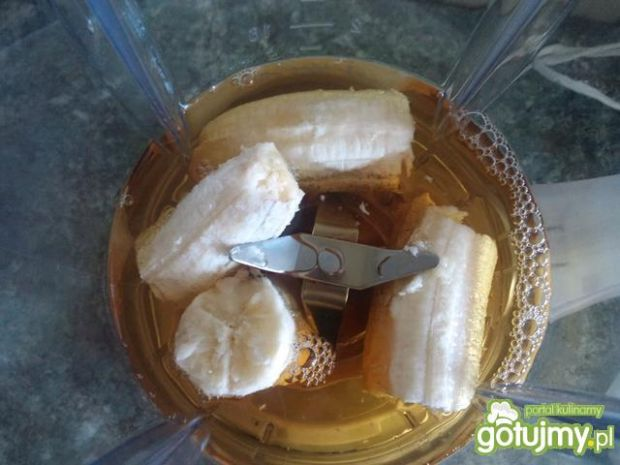 Smoothie truskawkowo-bananowe