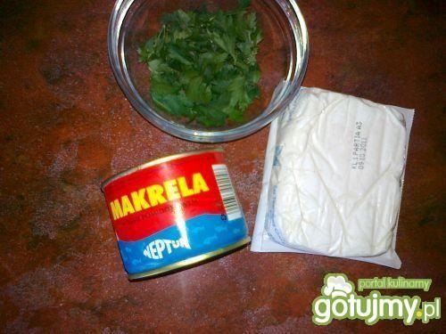 Śniadaniowa pasta z makreli