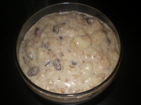 Śniadaniowe Musli