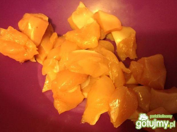 Soczysty kurczak z limonką