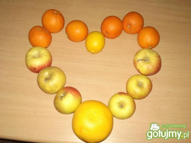 Sok cytrusowo-jabłkowy
