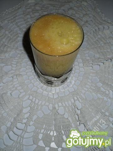 Sok jabłkowy z dodatkiem cytryny