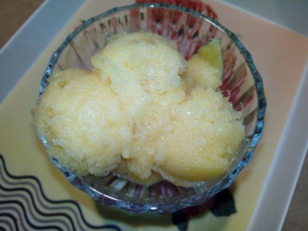 Sorbet ananasowy z mango