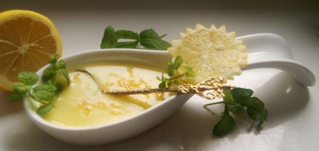 Sos cytrynowy nie na słodko wg Buni