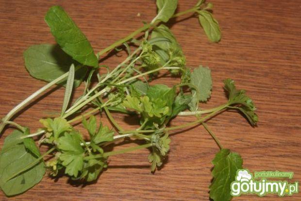 Sos do faszerowanych warzyw z ActiFry