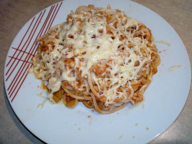 Sos do spaghetti po bolońsku