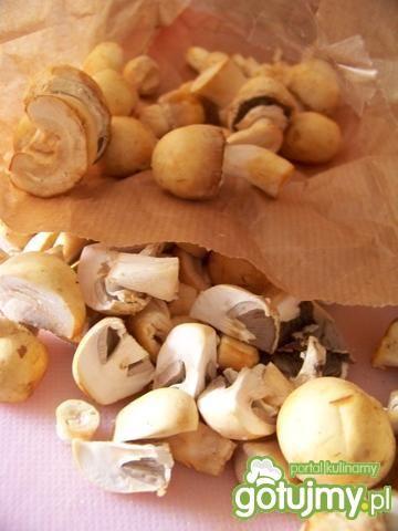 Sos grzybowy wg agabi