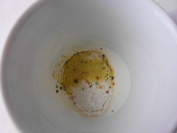 Sos grzybowy z suszonych opieniek