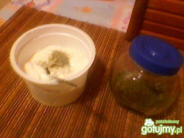 Sos limetkowy do sałatek