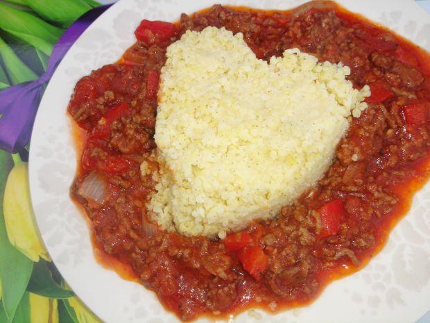 Sos mięsno-pomidorowy