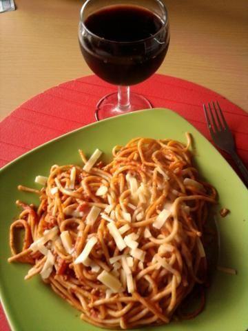 Sos mięsny do spaghetti