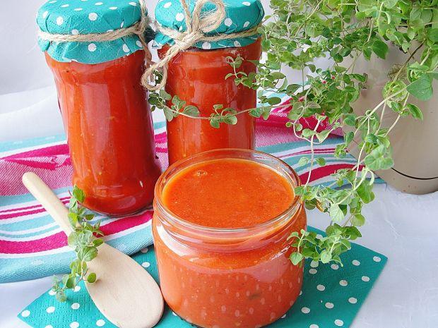 Sos pomidorowo parykowy