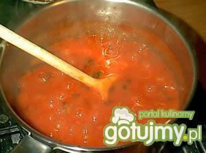 Sos pomidorowy:)