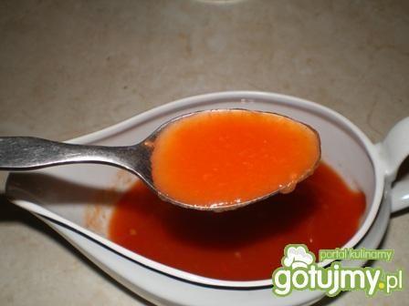 Sos pomidorowy do gołąbków wg Mychy