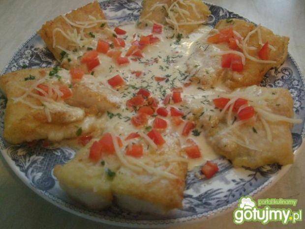 Sos serowy do rybki