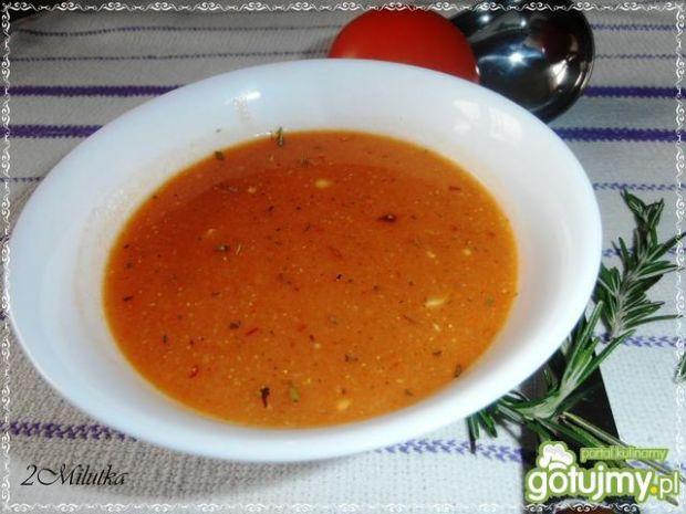 Sos ze świeżych pomidorów 2