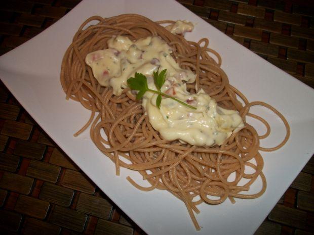 Spaghetti al'a Carbonara wg Zub3ra