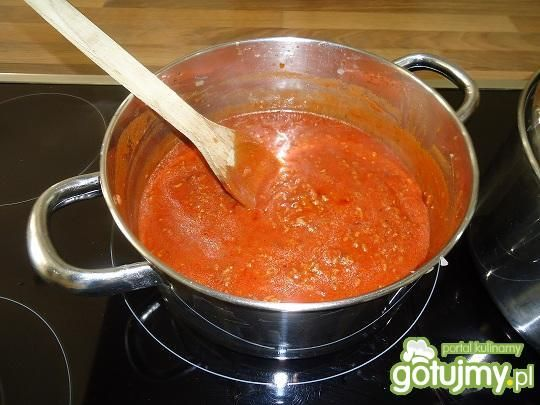 Spaghetti Bolognese wg korniszona