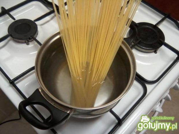 Spaghetti carbonara wg ivon90