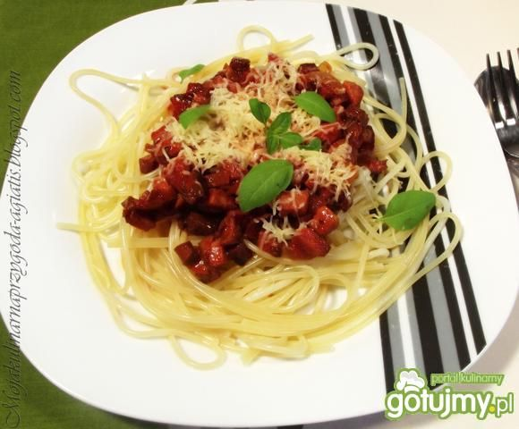 Spaghetti wg Agiatis