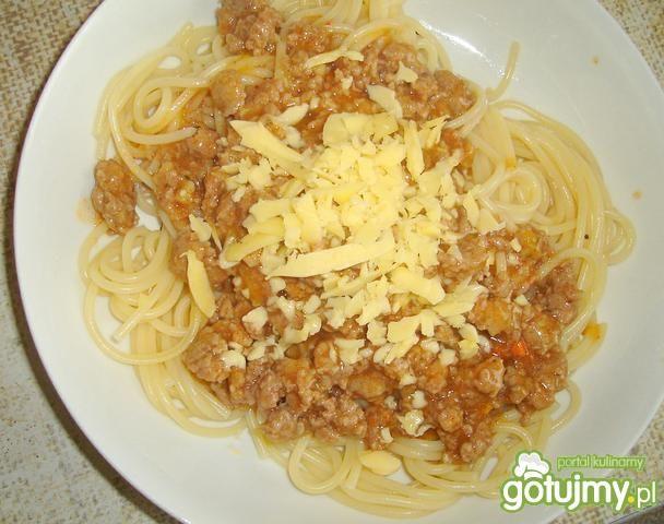 Spaghetti wg LIDZI