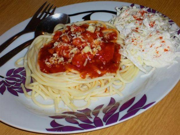Spaghetti wyśmienite