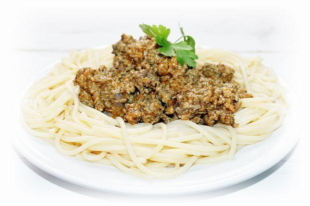Spaghetti  ze szpinakiem pomysł Laluni
