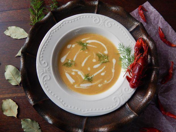 Staropolska zupa rakowa