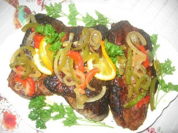 Steki wolowe z grilla