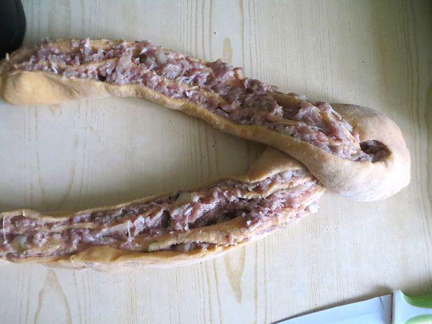 "'' Strucla "" mięsna"