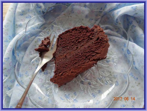 Super czekoladowe ciasto