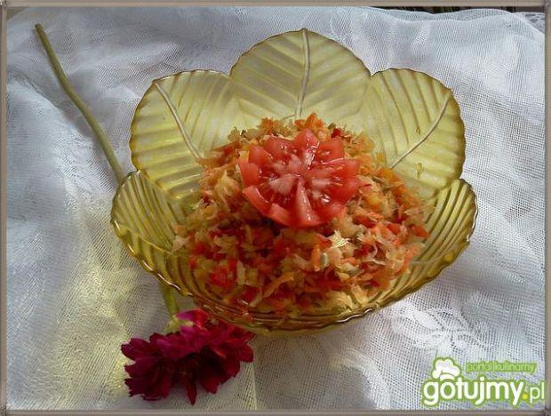Sur. z kiszonej z papryką i słonecznikie