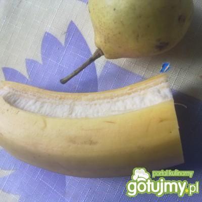 surówka gruszkowo-bananowa