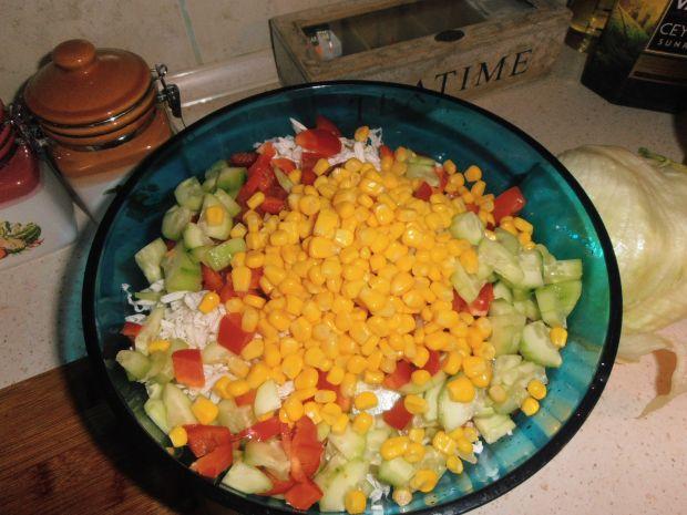 Surówka obiadowa