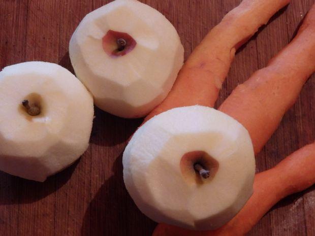 Surówka z kiszonej kapusty ze śmietaną