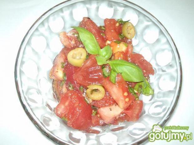Surówka z pomidorów 5