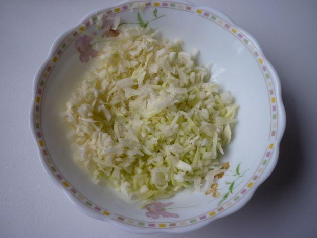 Surówka z selera i rzodkiewki