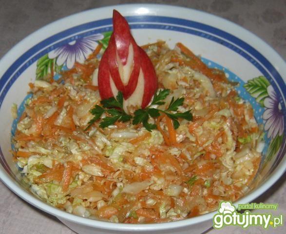 Surówka z warzyw