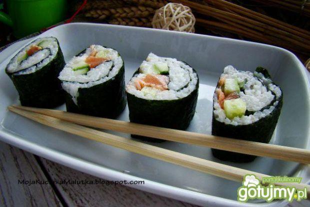 Sushi futo maki