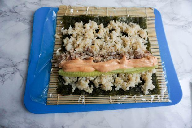 Sushi maki, hosomaki - zestaw
