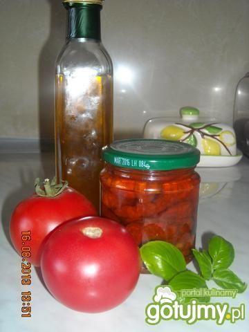 Suszone pomidory w oliwie 2