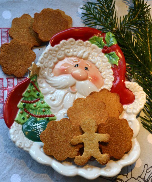 Świąteczne ciasteczka kokosowe - cytrynowe