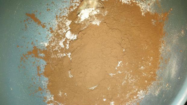 Świąteczne ciasteczka z polewą czekoladową