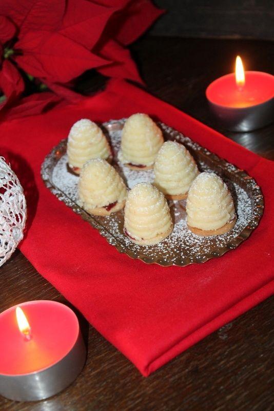 """Świąteczne """"Kokosowe Ule"""""""