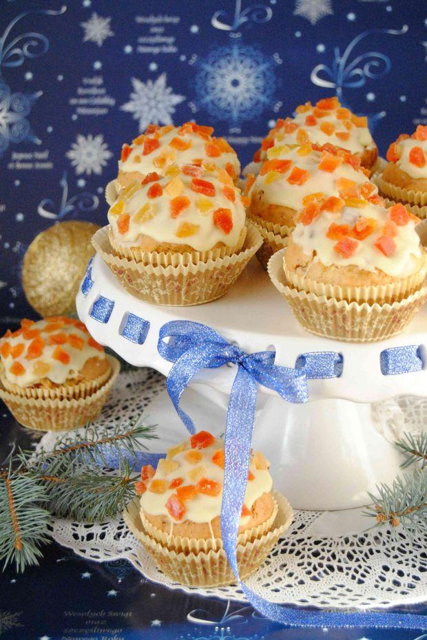 Świąteczne mini keksy