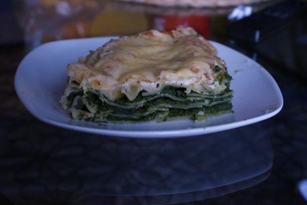 szalona lasagne