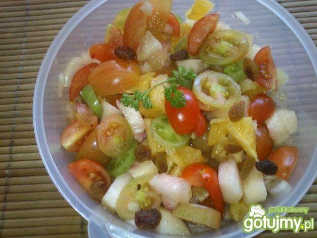 Szalone pomidory