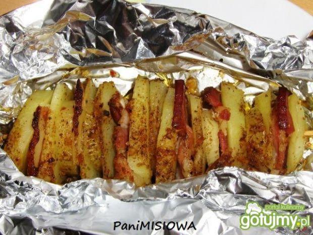 Szaszłyk z ziemniaków
